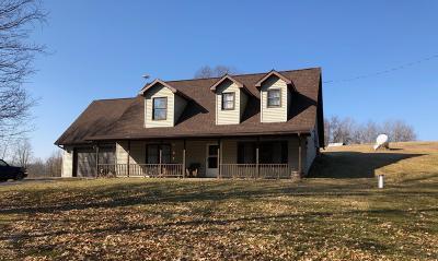 Olivet Single Family Home For Sale: 23775 20 Mile Road