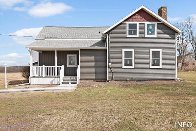 Single Family Home For Sale: 10356 Morse Lake Avenue SE