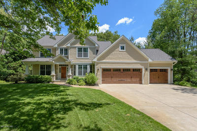 Richland Single Family Home For Sale: 6178 Hidden Lake Circle