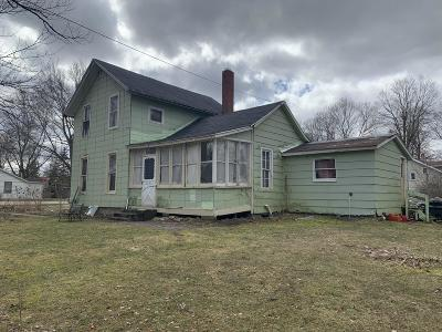 Van Buren County Single Family Home For Sale: 602 Hamilton Avenue