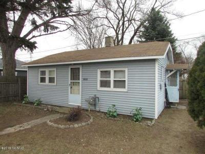 Grand Haven Single Family Home For Sale: 916 Grant Avenue