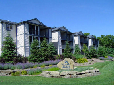 Grand Haven, Spring Lake Condo/Townhouse For Sale: 18400 N Ridge Court #09