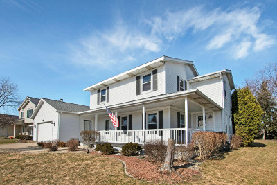 Kentwood Single Family Home For Sale: 2265 Stowevalley Drive SE