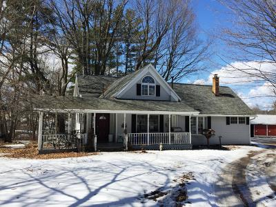 Isabella County, Mecosta County, Montcalm County, Newaygo County, Osceola County Single Family Home For Sale: 16505 175th Avenue