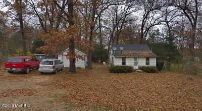 Paw Paw Single Family Home For Sale: 61819 M-40