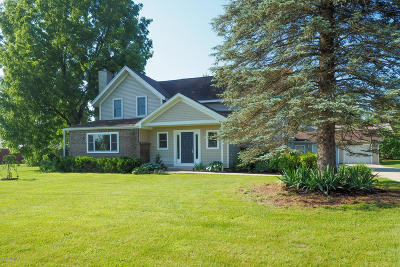 Gobles MI Single Family Home For Sale: $624,900