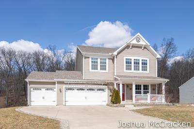 Lowell Single Family Home For Sale: 11541 Trent Street SE