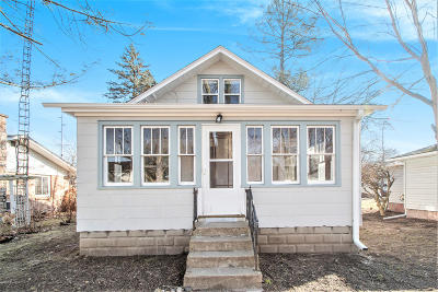 Berrien Springs Single Family Home For Sale: 404 S Kimmel Street