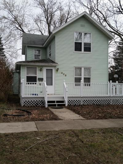 Berrien Springs Single Family Home For Sale: 408 S Cass Street