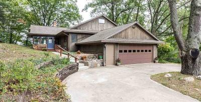 Single Family Home For Sale: 12430 Crystal Lake Drive