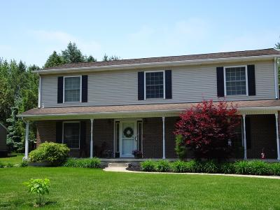 Berrien County Single Family Home For Sale: 4710 Woodland Drive