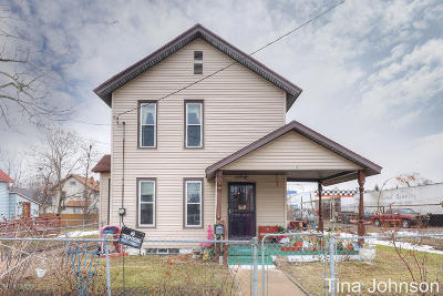 Single Family Home For Sale: 15 Home Street SW