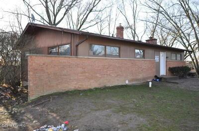 Kalamazoo Single Family Home For Sale: 1331 Sutherland Avenue