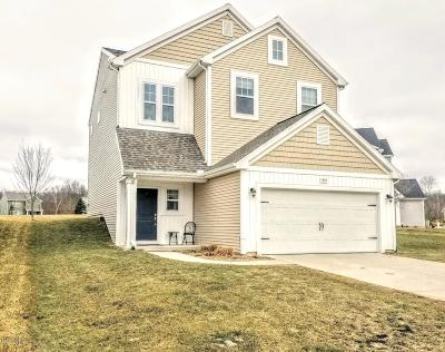 Ottawa County, Kent County Single Family Home For Sale: 1280 Highland Hill Hill
