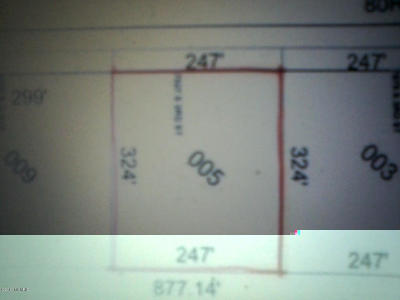 Residential Lots & Land For Sale: 7927 S 3rd Street