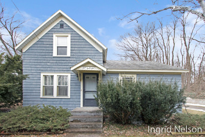 Grand Rapids MI Single Family Home For Sale: $134,900