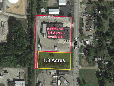 Niles Residential Lots & Land For Sale: S 11th Street