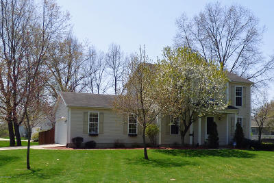 St. Joseph Single Family Home For Sale: 1140 Charles Trail