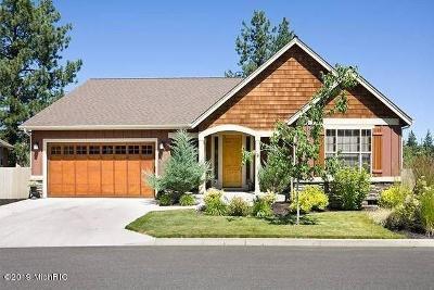Stevensville Single Family Home For Sale: 4363 W Velvet Street