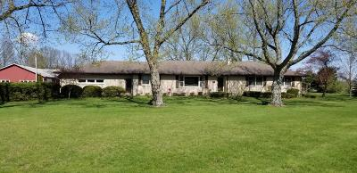 Dowagiac Single Family Home For Sale: 28774 Middle Crossing Road