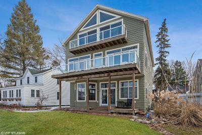 Coloma MI Single Family Home For Sale: $579,000