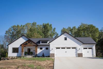 Hudsonville Single Family Home For Sale: 8251 Redfield Court #Lot C