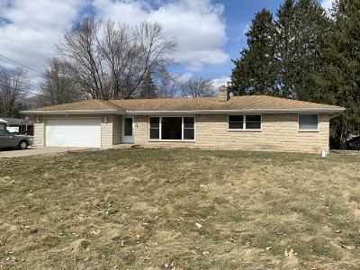 Calhoun County Single Family Home For Sale: 314 Wanondoger Trail