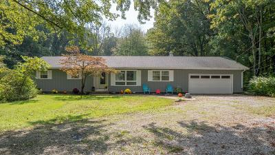 Lakeside Single Family Home For Sale: 9020 Warren Woods Road
