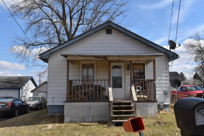 Springfield Single Family Home For Sale: 16 N 16th Street
