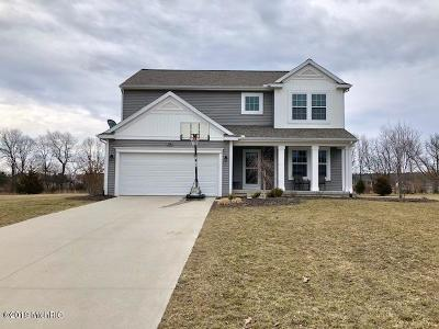 Middleville Single Family Home For Sale: 1138 Springview Court