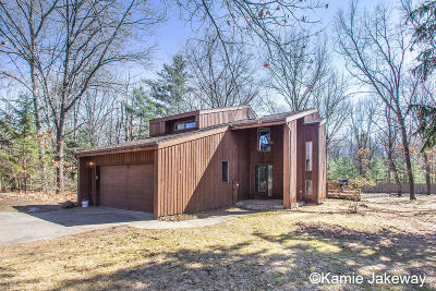 Single Family Home For Sale: 9161 Colby Road