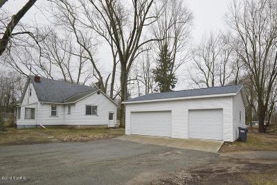 Kalamazoo Multi Family Home For Sale: 6844-6846 E Michigan Avenue