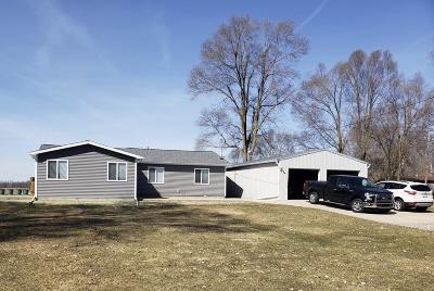 Bronson Single Family Home For Sale: 911 West Shore Road