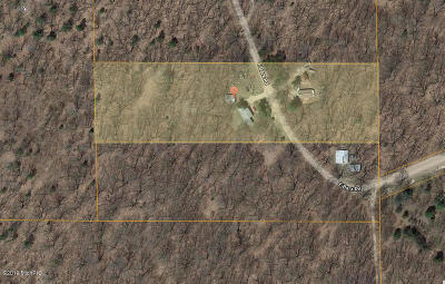 Antrim County, Benzie County, Charlevoix County, Clare County, Emmet County, Grand Traverse County, Kalkaska County, Lake County, Leelanau County, Manistee County, Mason County, Missaukee County, Osceola County, Roscommon County, Wexford County Residential Lots & Land For Sale: 8415 E 32nd Street