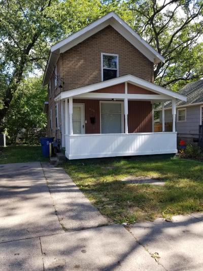 Muskegon Heights Single Family Home For Sale: 3106 5th Street