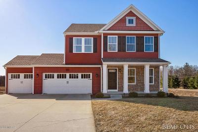 Single Family Home For Sale: 8500 E Barber Ridge Drive