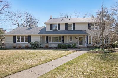 Kalamazoo Single Family Home For Sale: 825 Wilshire Boulevard