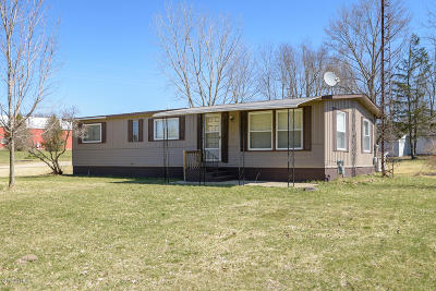 Allegan County Single Family Home For Sale: 611 Lincoln Road