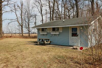 Dowagiac Single Family Home For Sale: 31262 County Line Rd.