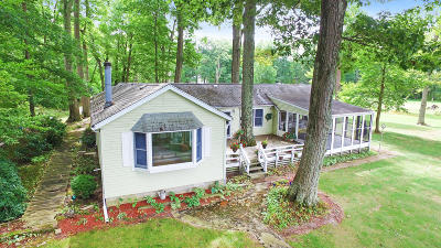 Gobles Single Family Home For Sale: 31056 Brandywine Road
