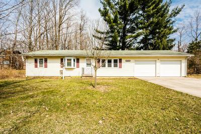 Sawyer Single Family Home For Sale: 6555 Sleepy Owl Lane