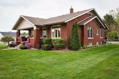 Edmore Single Family Home For Sale: 120 E Main Street