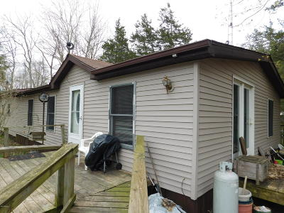 Union City Single Family Home For Sale: 977 Turtle Lake Road
