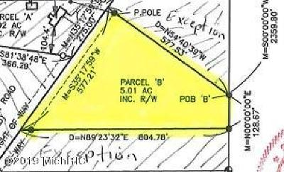 Wayland Residential Lots & Land For Sale: 2519 Patterson Road