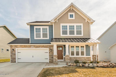 Portage Single Family Home For Sale: 5903 Copper Leaf Trail