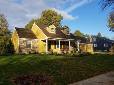 Grand Rapids Single Family Home For Sale: 2133 SE E Shiawassee Drive