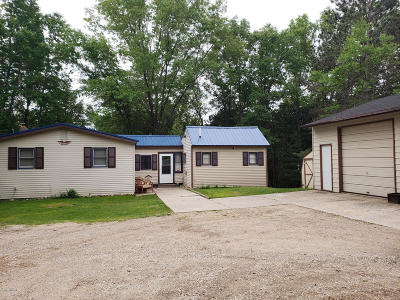 Hersey Single Family Home For Sale: 18215 Stonehouse Road