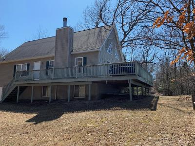 Mears Single Family Home For Sale: 3104 N Silver Ridge Road