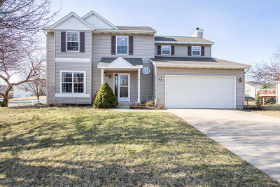 Zeeland Single Family Home For Sale: 10948 Thornberry Way