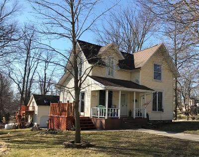 Jonesville Single Family Home For Sale: 223 W Chicago Street